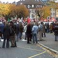Manifestation du 6 novembre 2010
