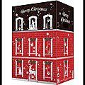 Calendrier de l'avent beery christmas - saveur bière