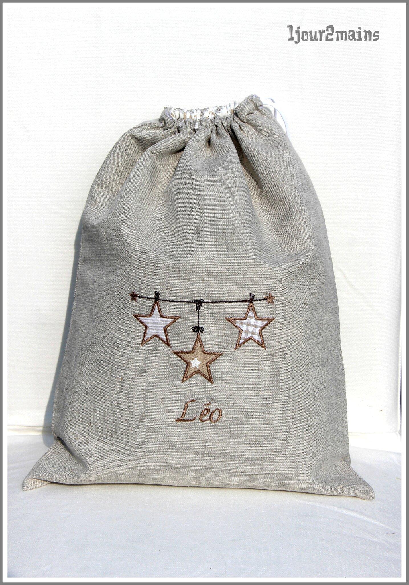 sac étoile léo