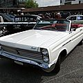 Mercury comet caliente convertible, 1965