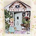 Une petite maison pour nadine