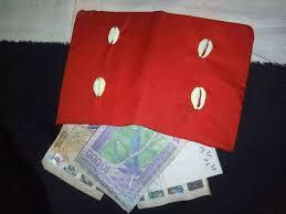 Portefeuille magique puissant multiplicateur d'argent gounou