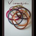 Bracelets silicone multicolor