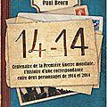 14-14, de paul beorn et silène edgar