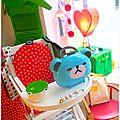 coussin chaise bébé kitsch kitchen