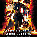 Captain america : first avenger de joe johnston
