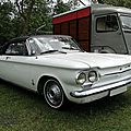 Chevrolet corvair 900 monza convertible-1963