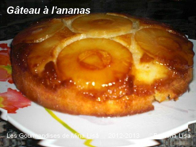 gâteau à l'ananas2