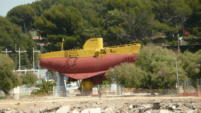 visite du port de Toulon (97)