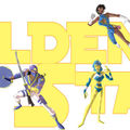 THE GOLDENSTARS du comixheroesverse
