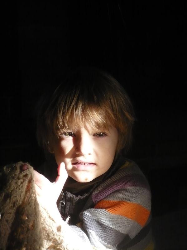 Pablo, 5 ans