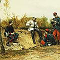 Berne-Bellecour, le prisonnier (1889)