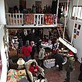 Le 16/12 journée des créateurs, des gourmands, des musiciens ( piano bar)..