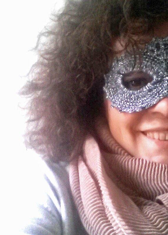 Super-..., le masque de super-héroïne - Anisbee