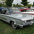 Chrysler 300 hardtop coupe-1966