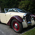 Georges irat type mds cabriolet 1937