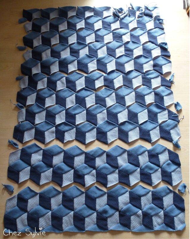 Hexagones au 18-11-09