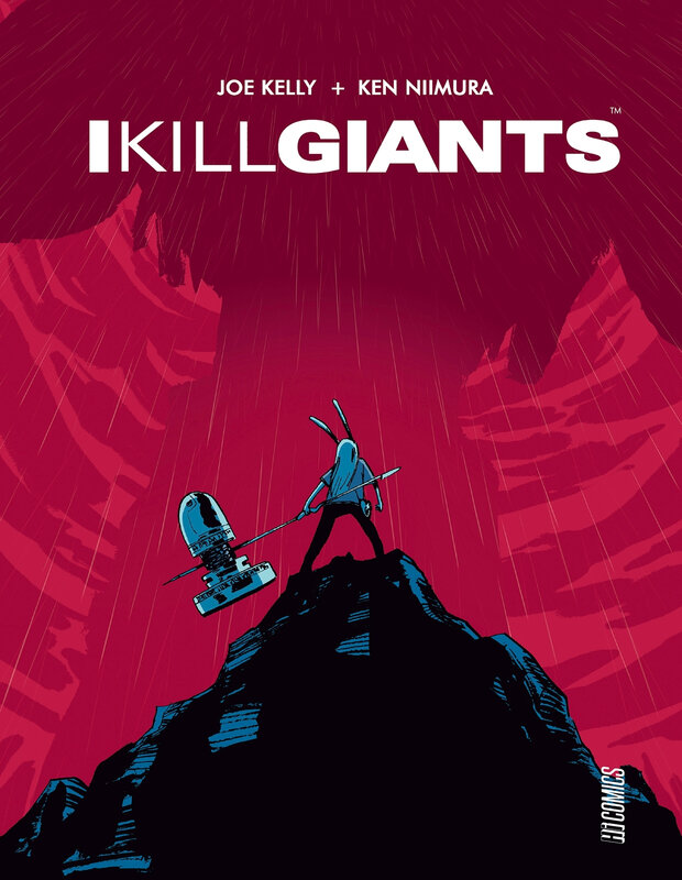 hicomics i kill giants