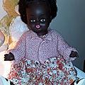 Petite veste pour poupée