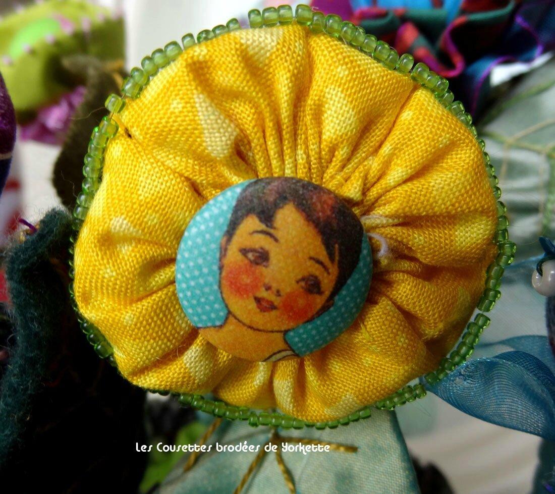 fleur jaune copie