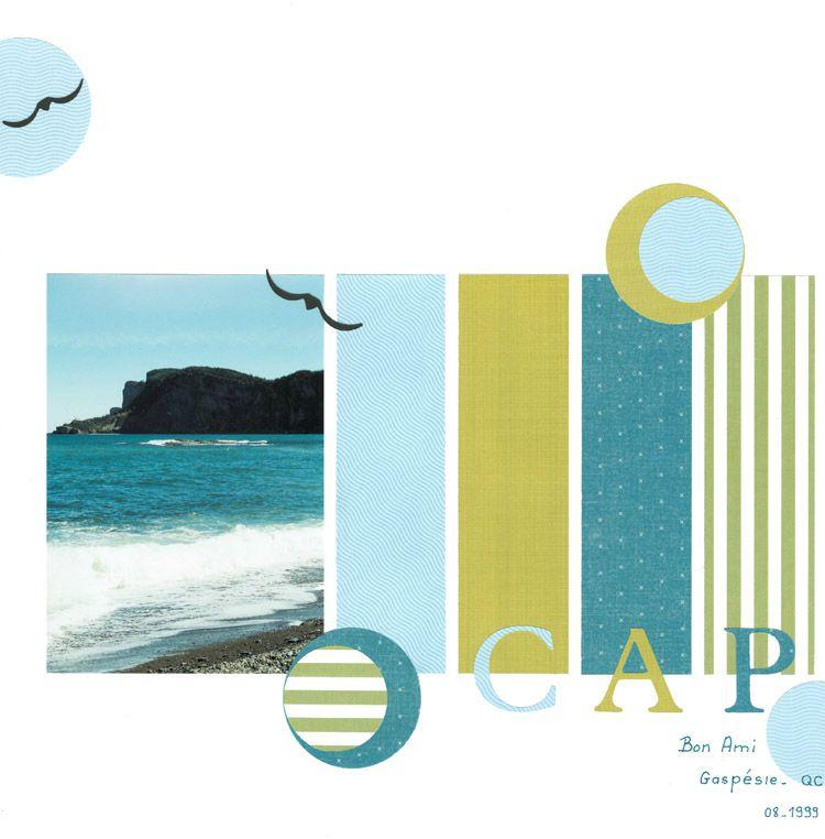 Cap bon ami-Gaspésie