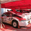 2010 : Rallye Terre de Langres - Assistance