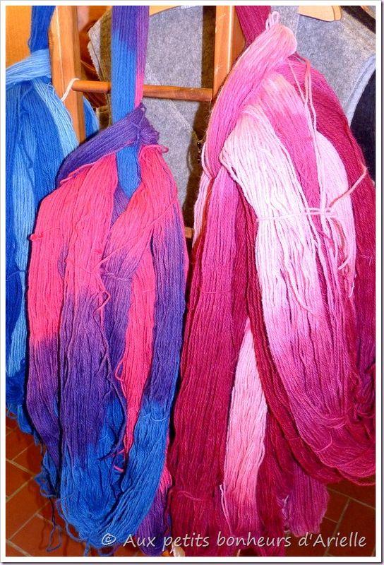 Festival des arts de la laine...