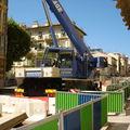 chantier u tramway de nice N° 6 052