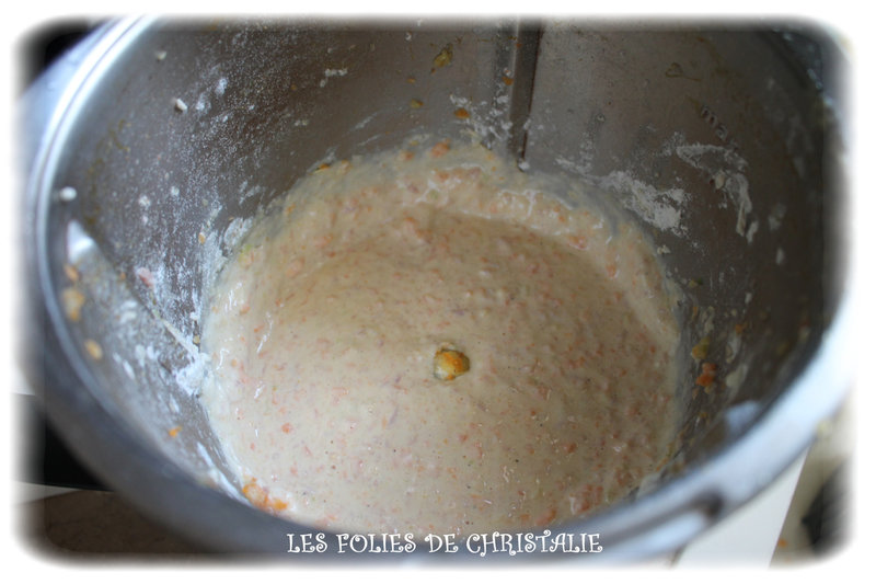 Cakes jambon courgettes 6