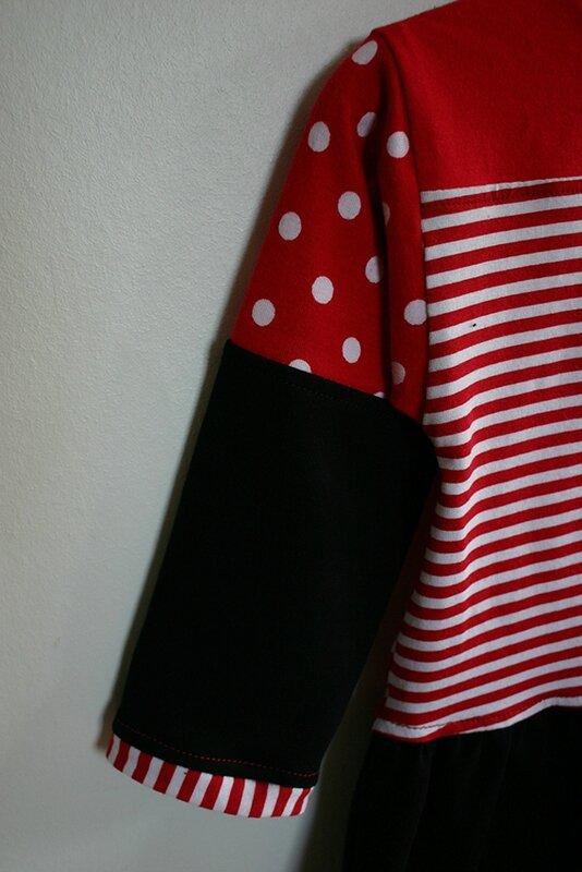 robe manche