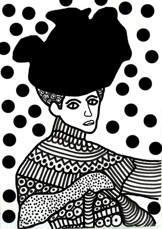 37-Transformer-La dame au chapeau (48b)