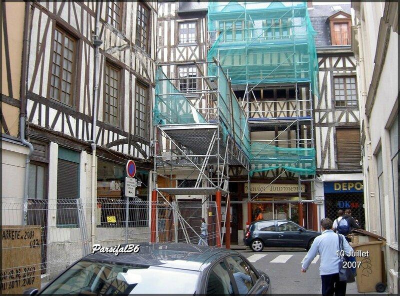2007 - Au fond la rue aux Ours