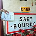 Jénorme est à Saxy-Bourdon (58)