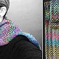 Zickzack scarf de christy kamm