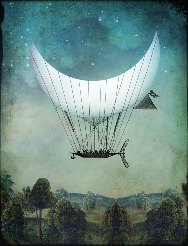 Catrin Welz-Stein - German Surrealist Graphic Designer - Tutt'Art@ (56)