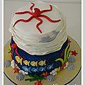 wedding cake ocean nimes 1