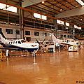 Aéroport Tarbes-Lourdes-Pyrénées: 100 Ans d'Aéronautique de Daher-Socata Héritier de Morane-Saulnier.