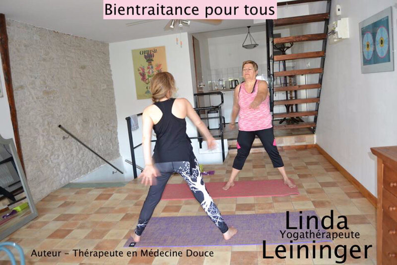 Linda Leininger Naturopathe - Linda Leininger Professeur de Yoga g