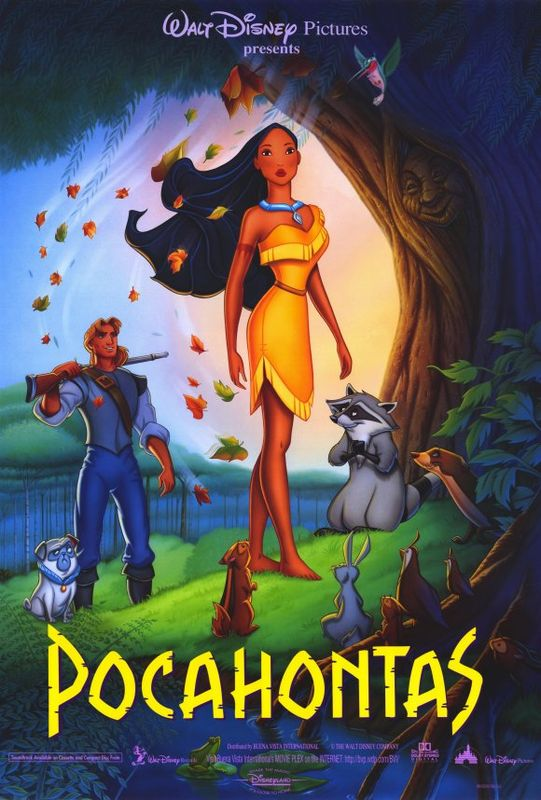 Pocahontas, une Légende Indienne [Walt Disney - 1995] - Page 13 40371986