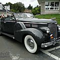 Cadillac series 75 fleetwood convertible coupe-1938