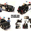 Police car // 5 stud width