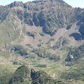 Etangs de Petsiguer, 2305m, 1,8ha, rando 2006 Ariège