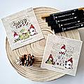 Des cartes gnomes !