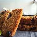 Flapjacks aux cranberries