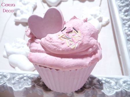cadeau romantique cupcake coeur déco oriental 3