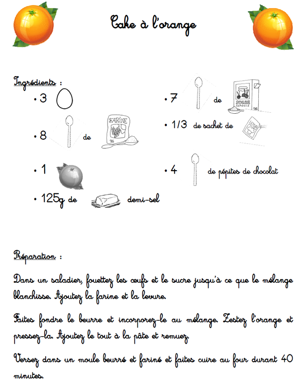 Une Anneacutee De Cuisine Dans Ma Classe Agrave Moihellip 1