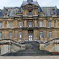 Visite au château de maisons-laffite (suite)
