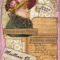 Vintage carte 2