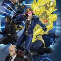 X-men mangastyle