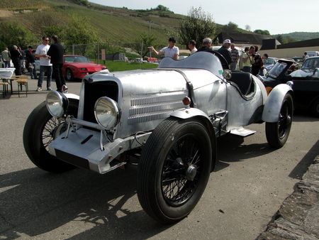 FORD Type B Roadster Race Car 1932 Bourse Echanges de Soultzmatt 2010 1